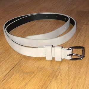 Accessories - Skinny Belt